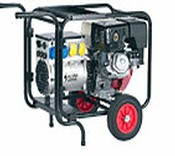 Welder Generator Petrol Engine